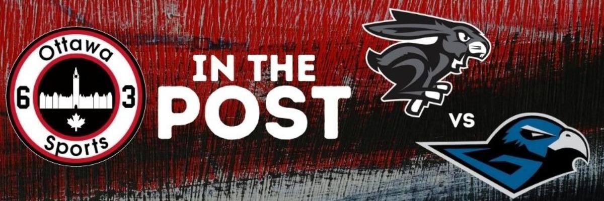 In the Post BlackJacks vs Nighthawks