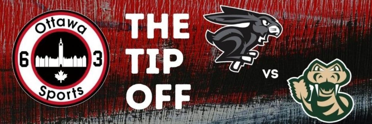The Tip Off BlackJacks vs Rattlers